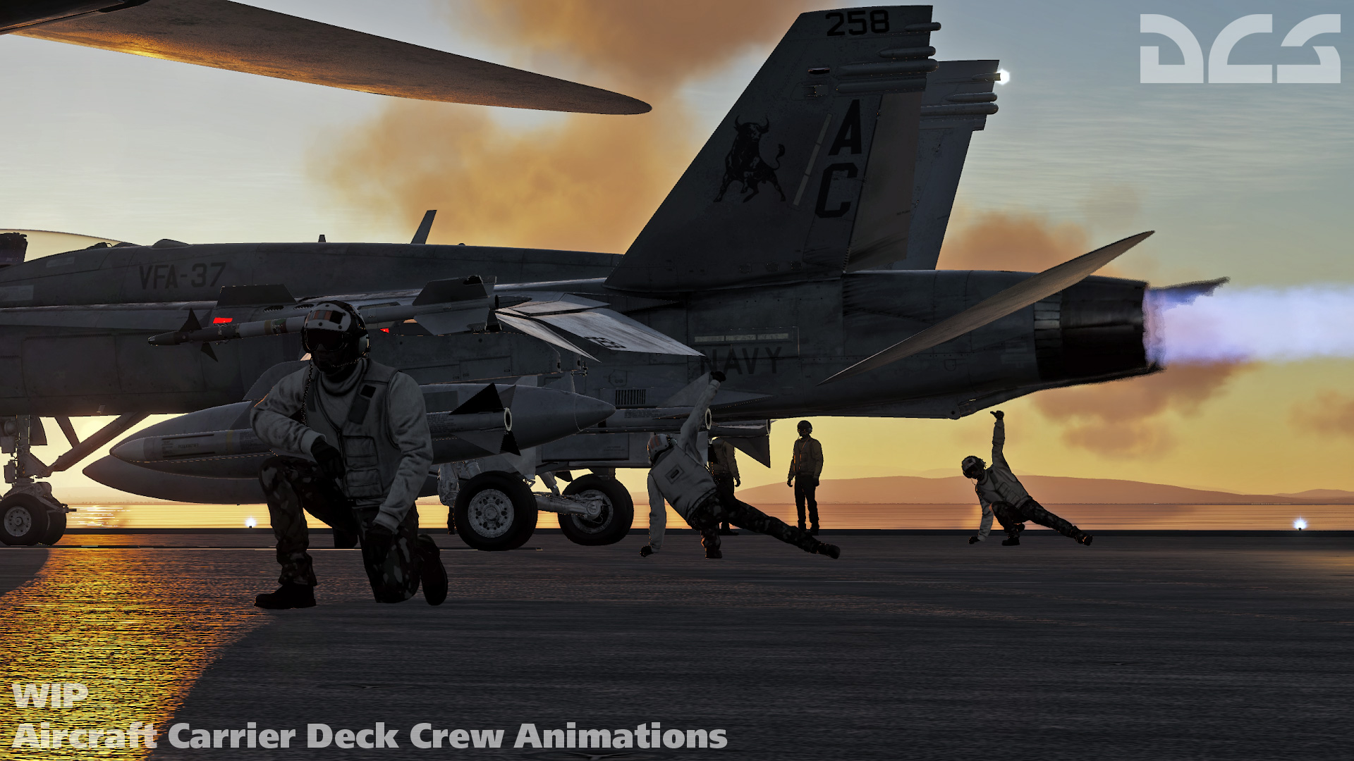 Aircraft-Carrier-Deck-Crew-Animations-04