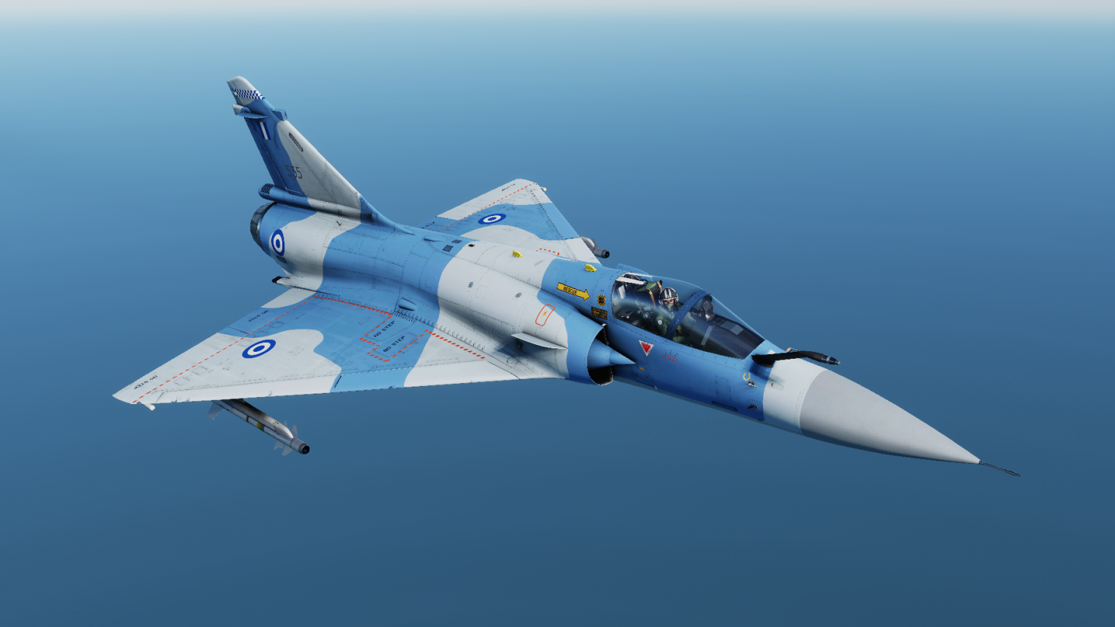 Hellenic Air Force Mirage 2000-5