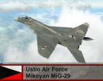 Ustio Air Force Mig-29S - Ace Combat Zero