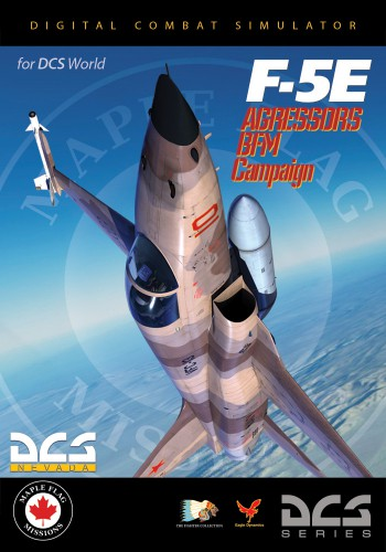 "F-5E ""Aggressors Basic Fighter Maneuvers""-Kampagne"