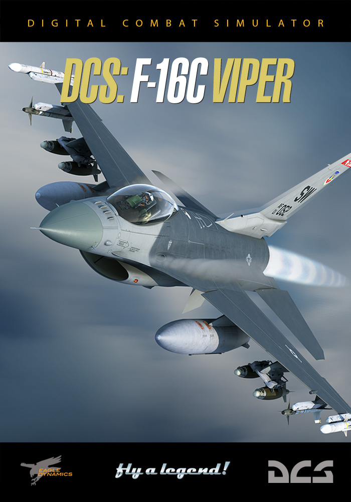 Brutus - Gordon Giltrap For F-16C Main Menu (Wings F-16)