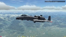 A-10C Basic Flight Training Qualification Campaign