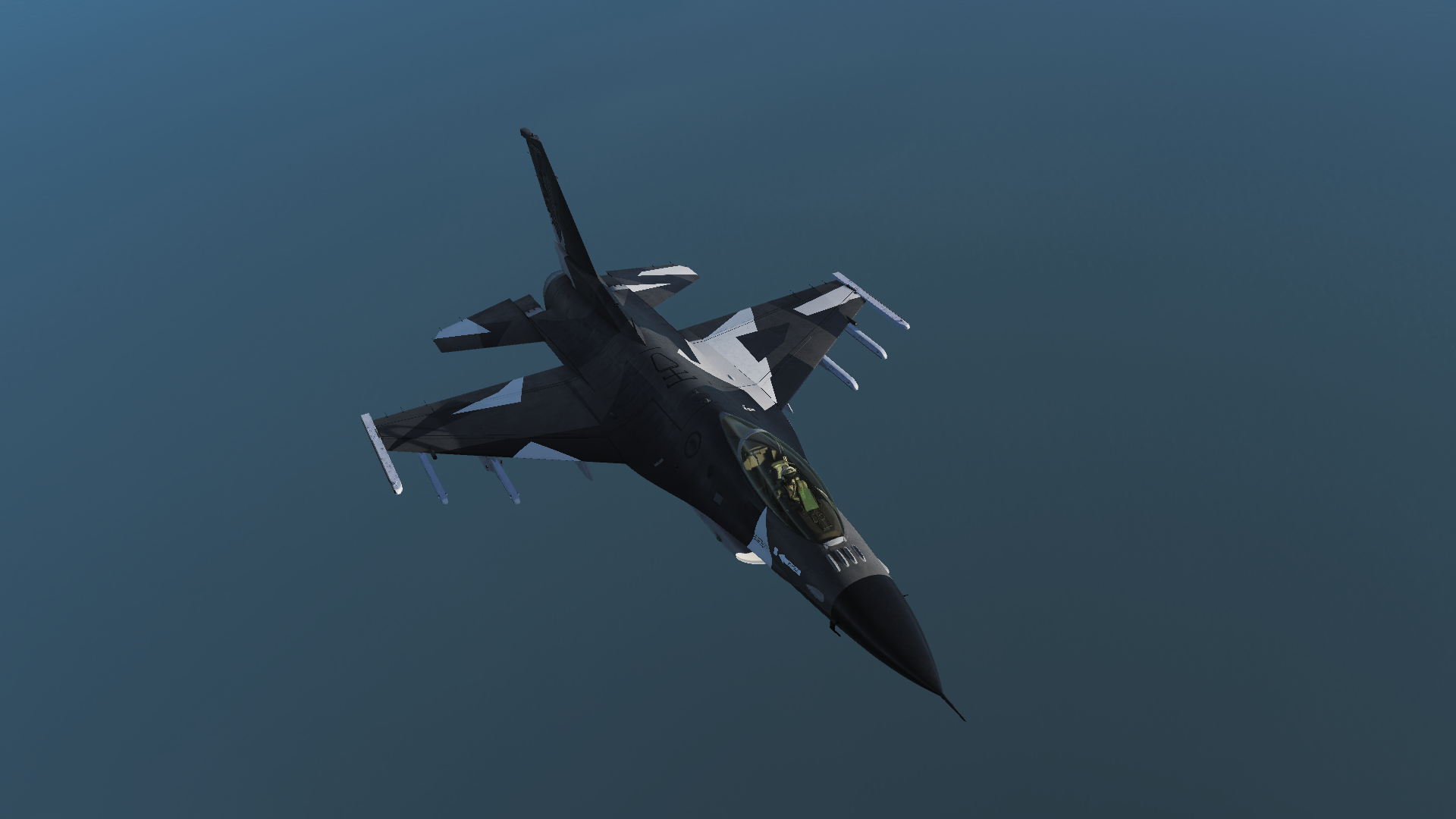 Hoggit Air Force - Pitchforks Aggressor Version