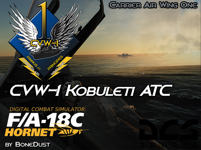 Kobuleti ATC with voice