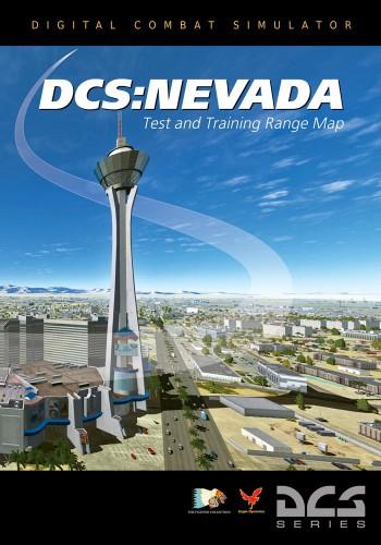 DCS: Невада - учебно-испытательный полигон