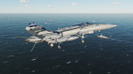 F/A-18C Carrier Ops