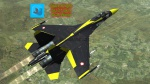 DCS FC3 Su-27 Skin Blacknight