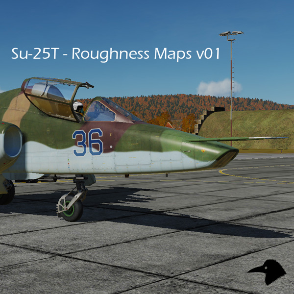 Su-25T Roughness Patch v01