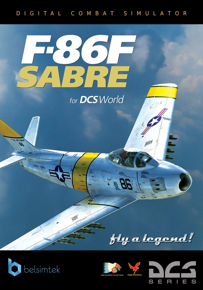 Come Fly With Me - Frank Sinatra; Menu Music Replacer for F-86 Sabre