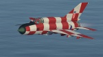 "MiG-21bis Croatian Air Force (HRZiPZO) - ""Kockica"""