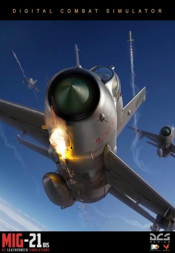 DCS: МиГ-21бис от Magnitude 3 LLC