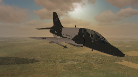 Hawk T.1A for DCS World