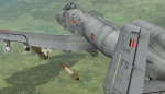 Fictional Belgian Air Force A-10C Skin