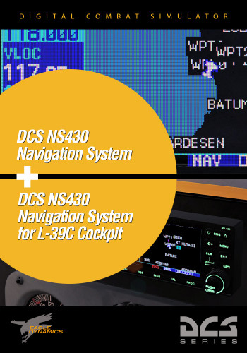 NS 430 for the L-39 and Pop-up Window