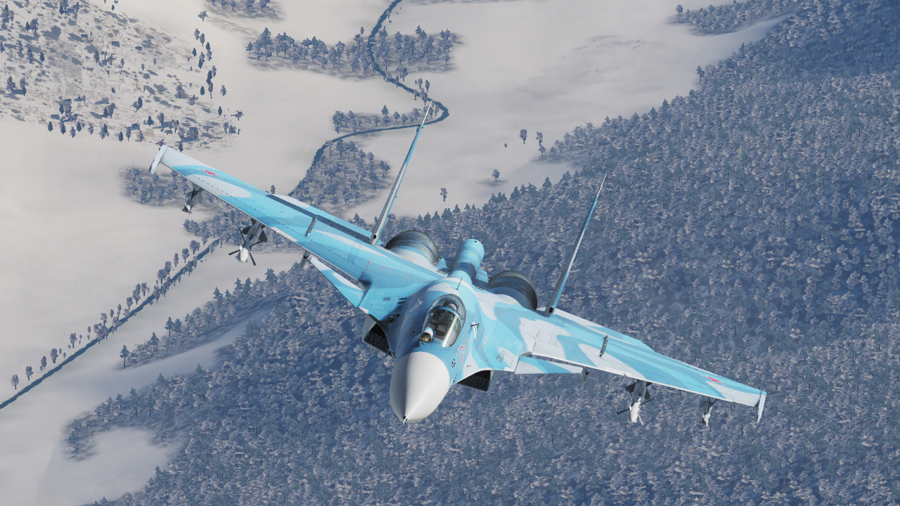 RoughMet Texture Mod for Su-33