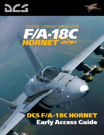 DCS: F/A-18C Hornet Early Access Guide