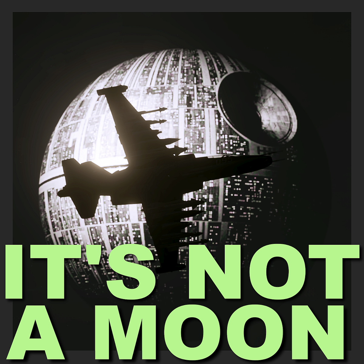It's not a Moon