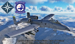 Ace Combat 6 - Republic of Emmeria Air Force Garuda One A-10C Warthog