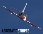 Aerobatic Stripes - Fictional