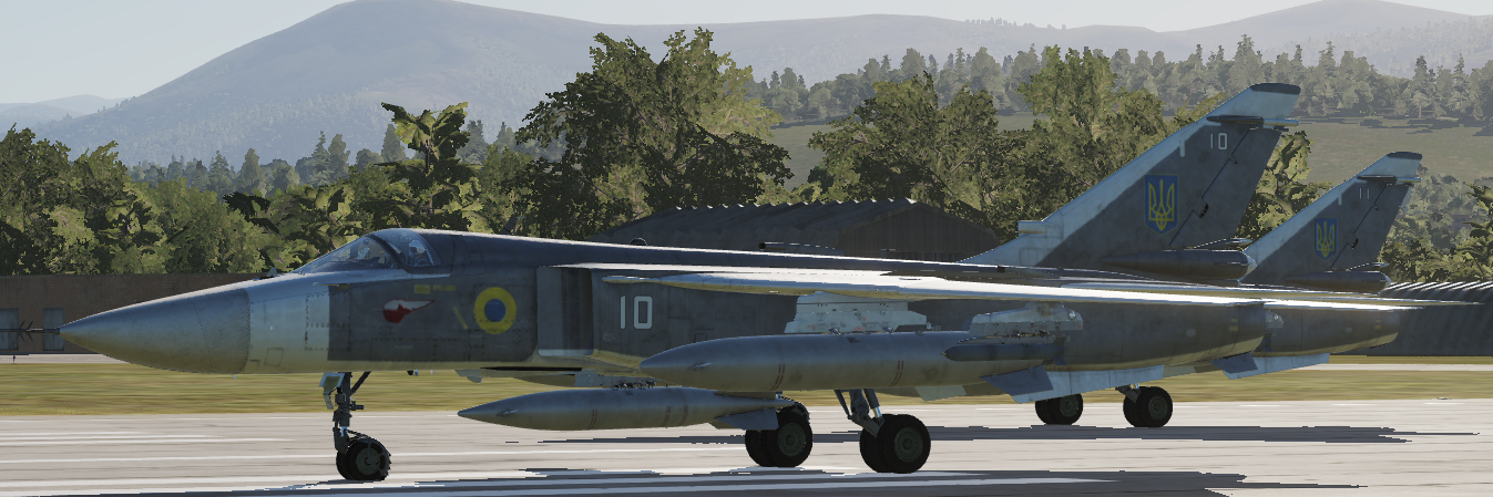 SU-24M Ukrainian Air Force 2.0