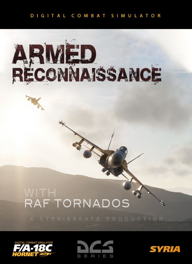 Armed Reconnaissance with RAF Tornados (Syria)