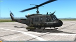 Spanish FAMET UH-1H