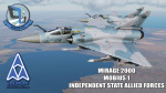 Ace Combat - Mobius One & ISAF Mirage 2000