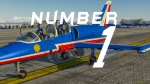 "L-39 ""Patrouille de France"" Number 01"