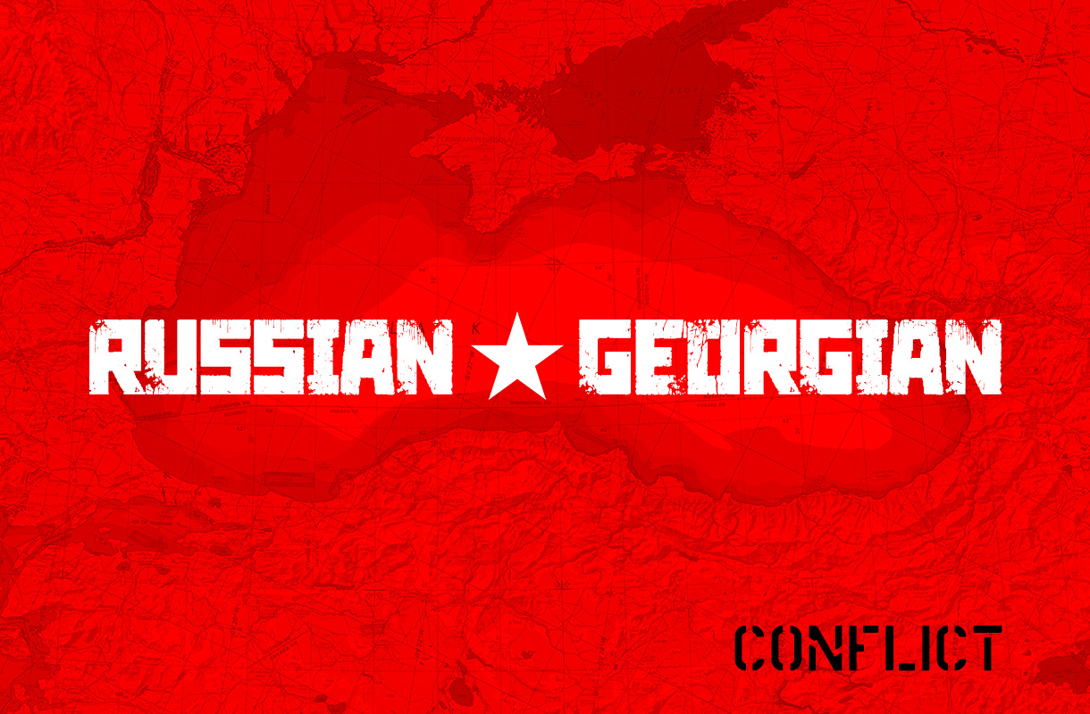 Russian★Georgian Conflict SandBox Mission (RED - Caucasus)(1.2)
