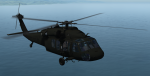 Swedish HKP 16 skin for the UH-60A