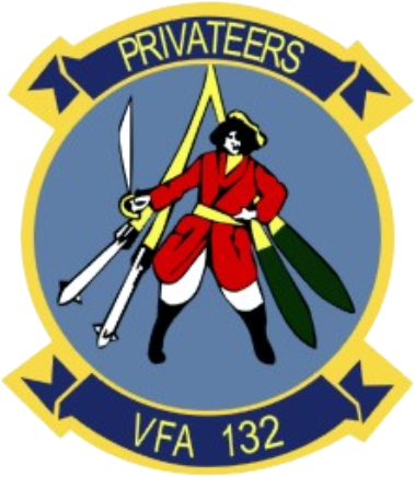 VFA-132 Privateers (Disbanded F-18A squadron)