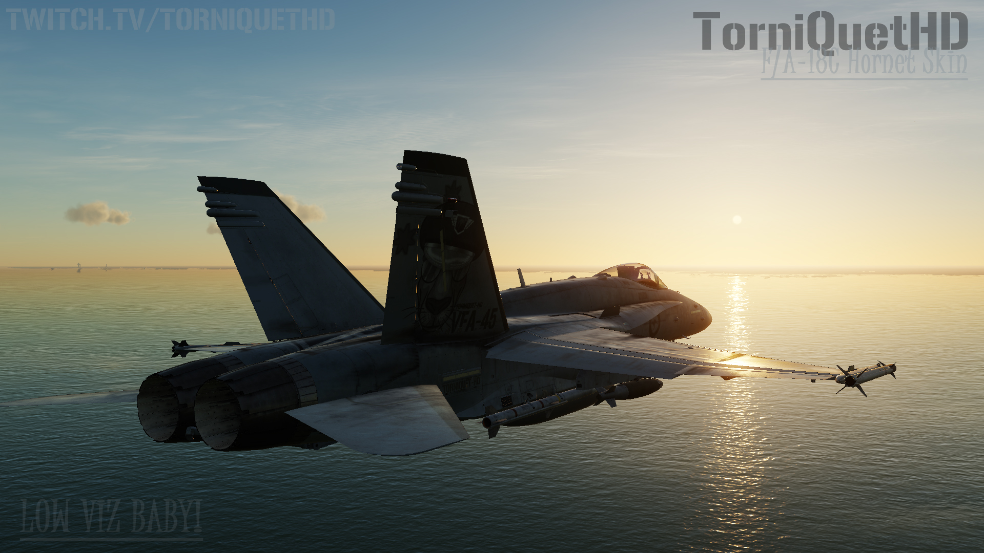 The Official F-18c VFA-45 skin 1.0 (updated 24/9/20)