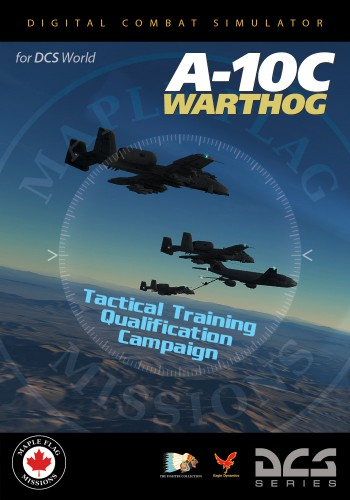 Кампания A-10C Tactical Training Qualification