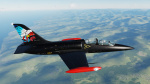 L-39C Fictional French Livery. (Obsolete, included in game)