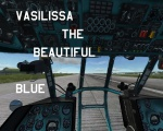 "[Mi-8MTV2] ""Vasilissa the Beautiful"" HD Blue Cockpit"