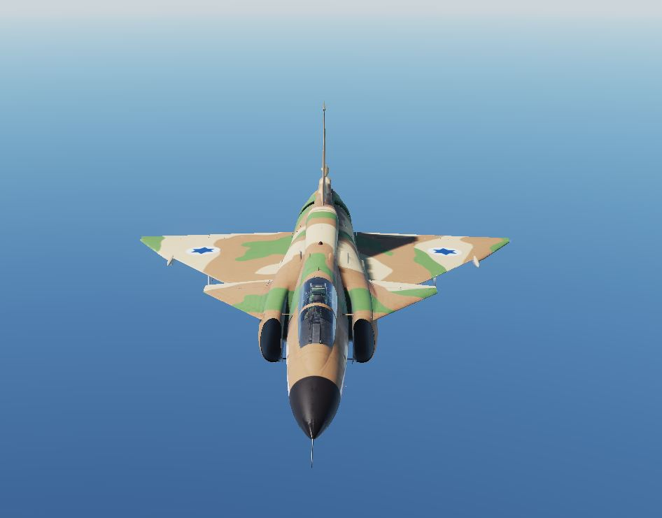 "AJS37 Viggen - IAF - 69th squadron - "" The Hammers"""