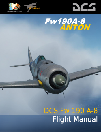 DCS: Fw190 A8 Anton Flight Manual