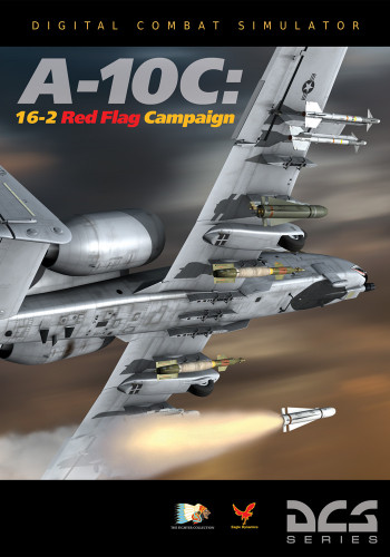 A-10C 16-2 Red Flag Campaign
