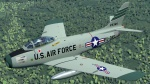 F-86F 32nd TFS Wolfhounds Soesterberg - 4 skin pack version 2