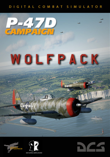 DCS: P-47D Wolfpack Campaign