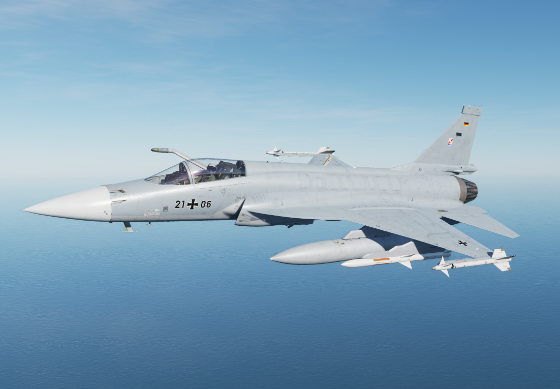 Fictional german airforce JF-17 Boelcke