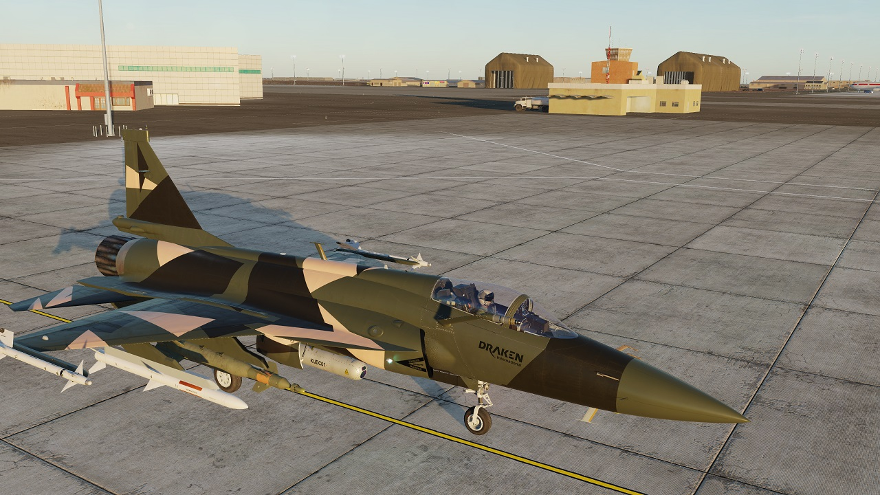 JF-17 DRAKEN International AAR Update