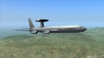 Flyable E-3 AWACS for 1.2.14