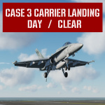 Case 3 and ICLS landing practice mission pack
