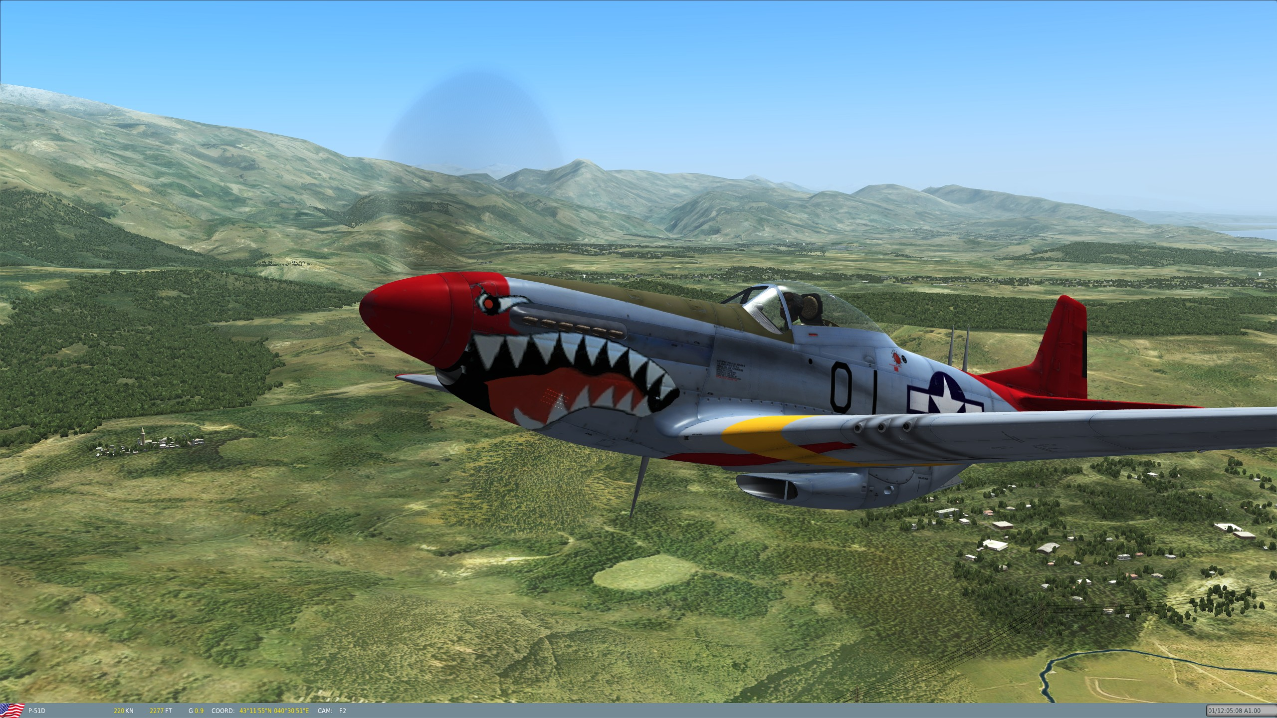Tf 51d Mustang North American Tf 51d Mustang By Daniel Wales Images On Deviantart Dsc6606 Edit