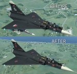 Livery Fix for all Mirage2000C made by Legoheli