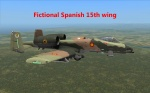 Fictional Spanish 15th Wing