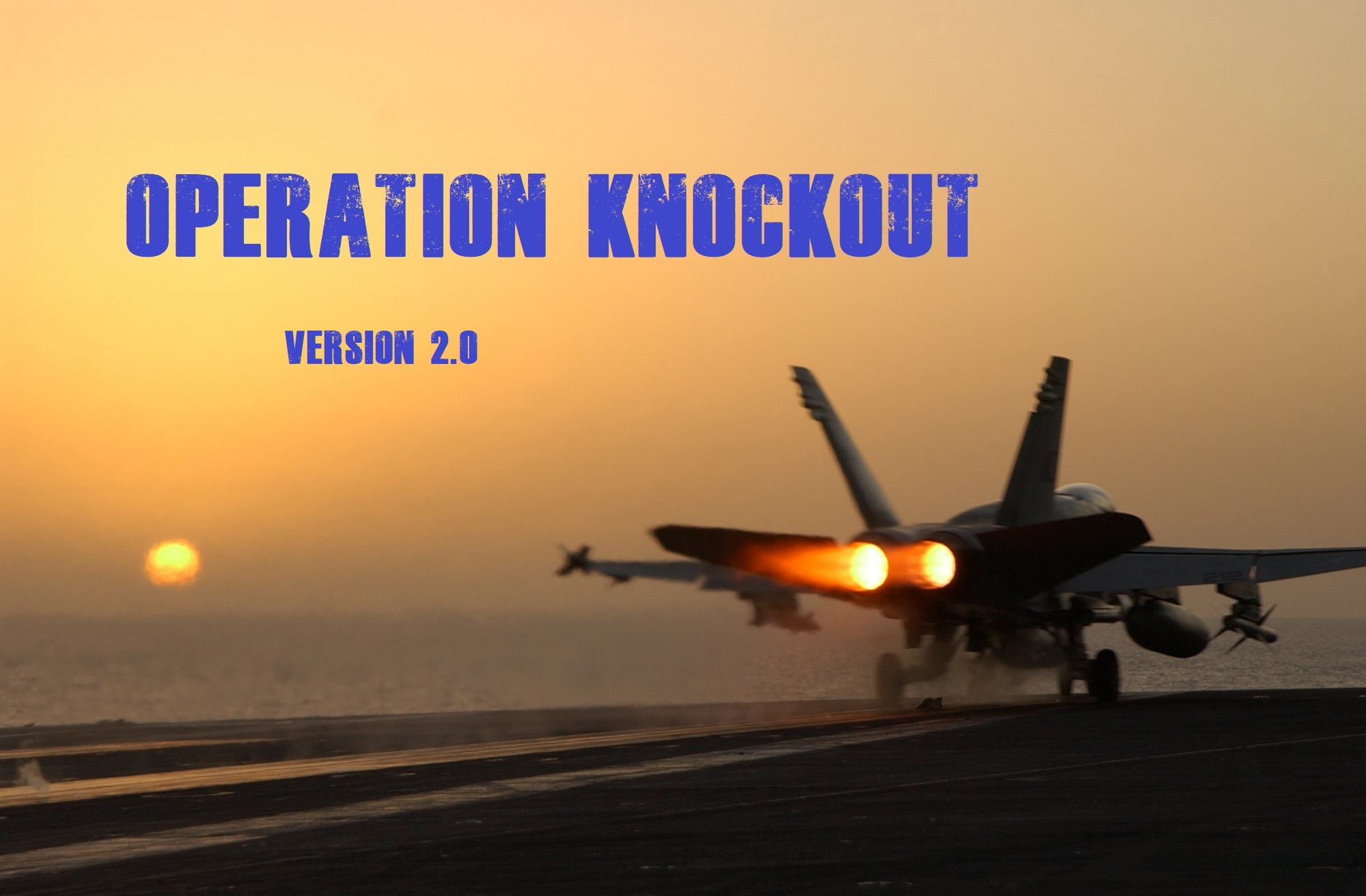 Operation Knockout Version 2.0