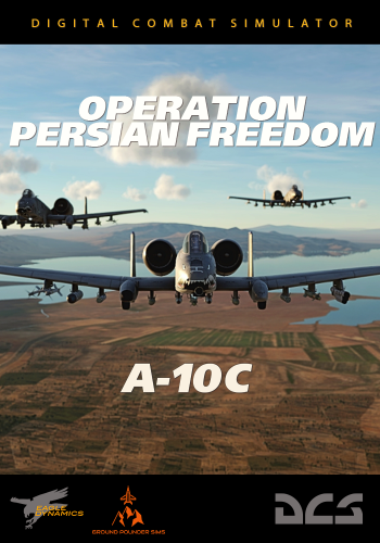 DCS: A-10C Operation Persian Freedom Campaign