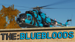 "Mil Mi-8MTV2 ""The Bluebloods"""